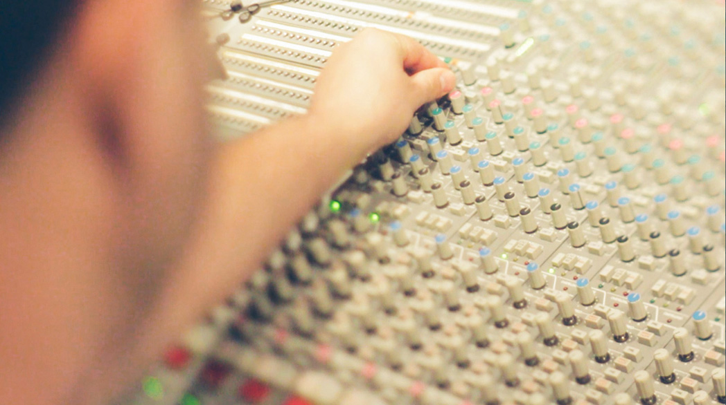 Mixing Engineer SSL